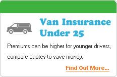 Van Insurance Under 25